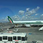 イタリア旅行記・ローマの空港での税関が大変でした・イタリアで気を付けたい注意点⑧