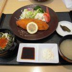 函館空港の食事処ポルックスでお昼ご飯を食べてきました・お土産・施設