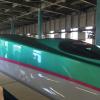木古内駅の新幹線開業イベントに行ってきました!はやぶさかっこよかったです