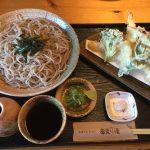 新函館北斗駅から車で6分・天ざるがおいしすぎるお店「工房蕎麦小屋」