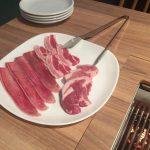 どうなんde'sのディナー食べてきました・無煙ロースターで焼き肉&パスタ