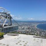 函館山登山行ってきました・駐車場情報・感想