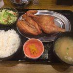 函館で鶏半身揚げで有名ななると屋に行ってきました