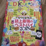 【2019年1月号】LDKのマスクのテスト1位の商品が気になる